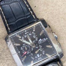 Relojes - Lotus: RELOJ LOTUS CHRONOGRAPH. Lote 267884029