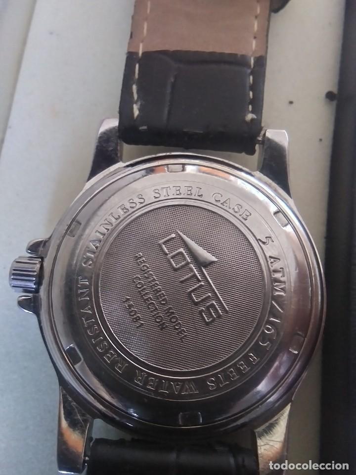 Relojes - Lotus: RELOJ LOTUS DE COLECCION - Foto 5 - 245018050