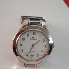 Relojes - Lotus: RELOJ DE CABALLERO LOTUS QUARTZ.. Lote 245275240