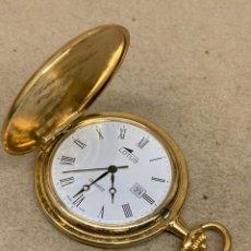 Relojes - Lotus: RELOJ DE BOLSILLO LOTUS QUARTZ. Lote 245278640