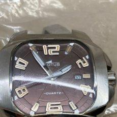 Relojes - Lotus: RELOJ LOTUS QUARTZ EN FUNCIONAMIENTO SIN CORREA. Lote 245616895