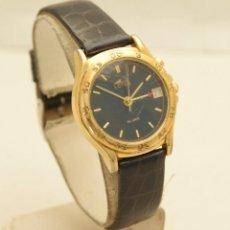 Relojes - Lotus: LOTUS ALARM 9549 QUARTZ FUNCIONANDO CON CAJA. Lote 246663100