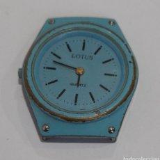 Relojes - Lotus: RELOJ LOTUS QUARTZ DE COLECCIONISTA. VER FOTOS Y DESCRIPCIÓN.. Lote 251033695