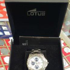 Relojes - Lotus: RELOJ LOTUS 3 ESFERAS MULTI FUNCION EN SU CAJA FUNCIONANDO PERFECTAMENTE .. Lote 251206240