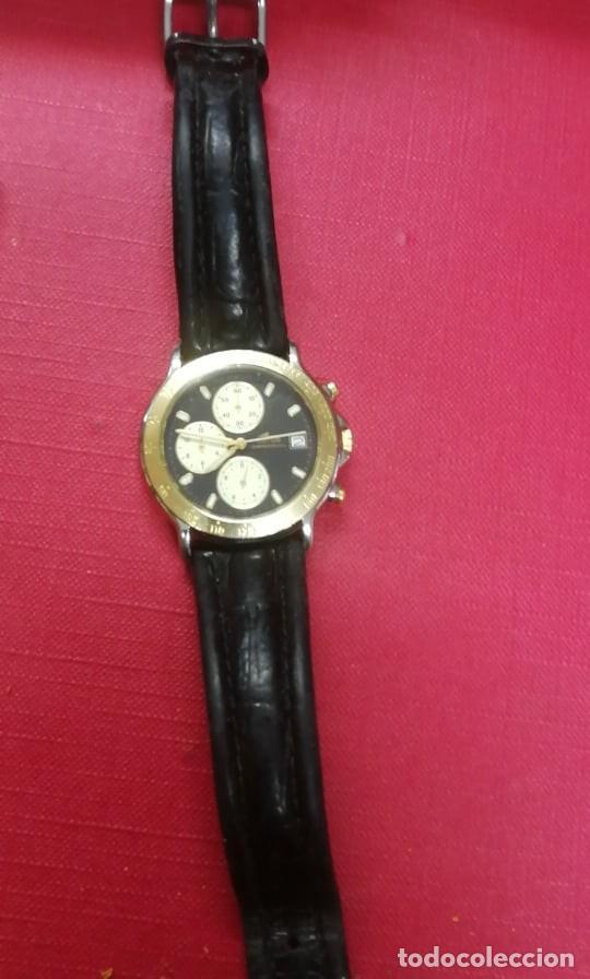 Relojes - Lotus: RELOJ LOTUS CHRONOGRAPH CON CALENDARIO . ORIGINAL - Foto 4 - 253149900