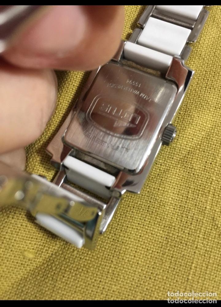Relojes - Lotus: Reloj Lotus 15594/1 de mujer cerámico en blanco y acero. Sin pila - Foto 4 - 254214715