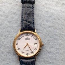 Relógios - Lotus: RELOJ MARCA LOTUS CUARZ DE CABALLERO. FUNCIONANDO. Lote 254262555