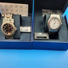 Relógios - Lotus: PAREJA RELOJES FESTINA TITANIUM F16458 Y LOTUS 15160/A. Lote 255524885