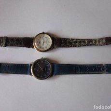 Relojes - Lotus: 2 RELOJES AÑOS 80. LOTUS Y CONSEUR.. Lote 257266485
