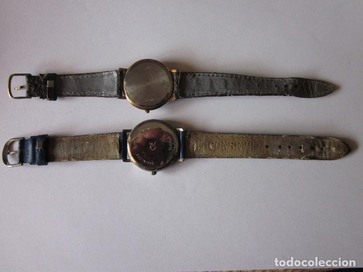 Relojes - Lotus: 2 Relojes años 80. Lotus y Conseur. - Foto 2 - 257266485