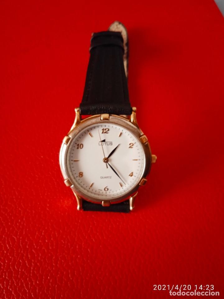 Relojes - Lotus: RELOJ LOTUS QUARTZ BICOLOR BUEN ESTADO. - Foto 2 - 257312740