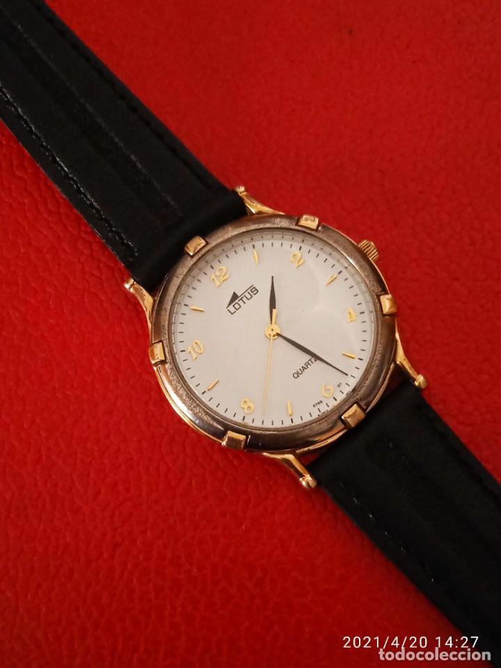 Relojes - Lotus: RELOJ LOTUS QUARTZ BICOLOR BUEN ESTADO. - Foto 3 - 257312740
