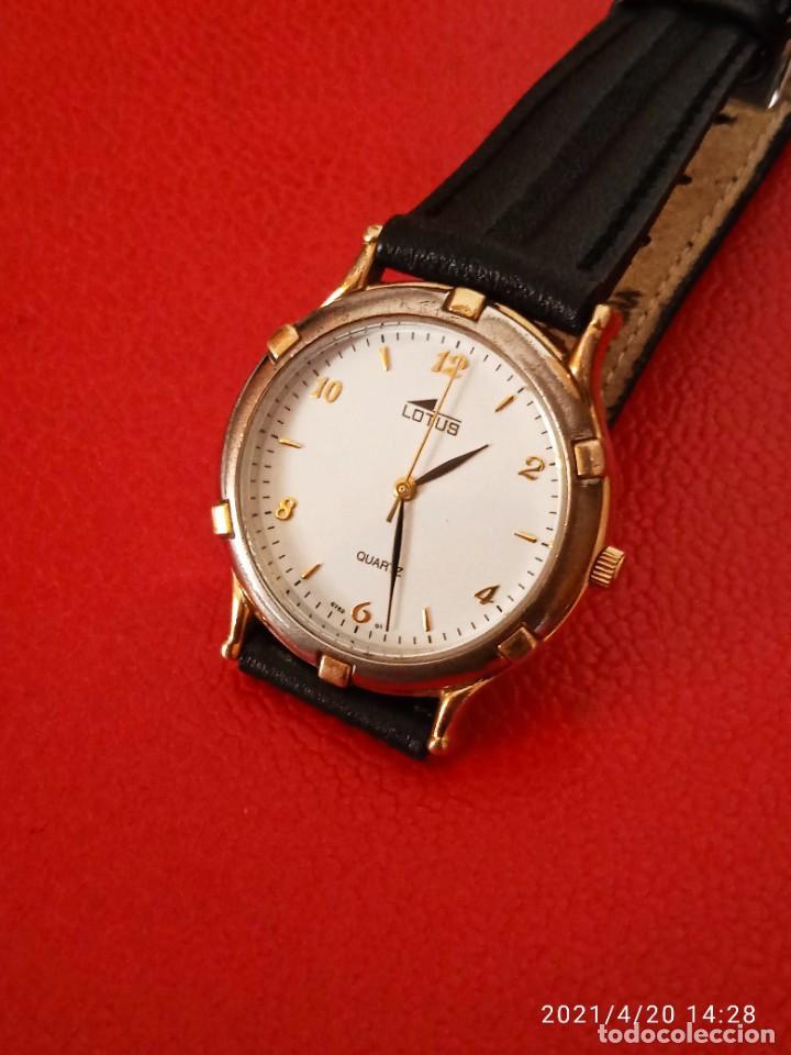 Relojes - Lotus: RELOJ LOTUS QUARTZ BICOLOR BUEN ESTADO. - Foto 4 - 257312740