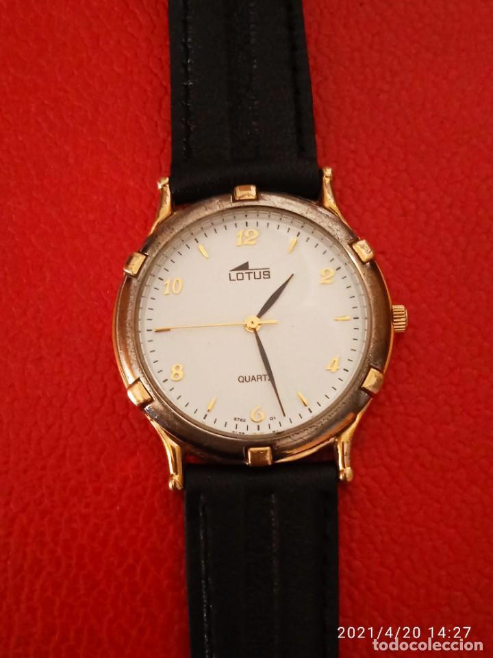 Relojes - Lotus: RELOJ LOTUS QUARTZ BICOLOR BUEN ESTADO. - Foto 5 - 257312740