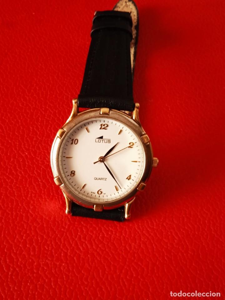 Relojes - Lotus: RELOJ LOTUS QUARTZ BICOLOR BUEN ESTADO. - Foto 6 - 257312740