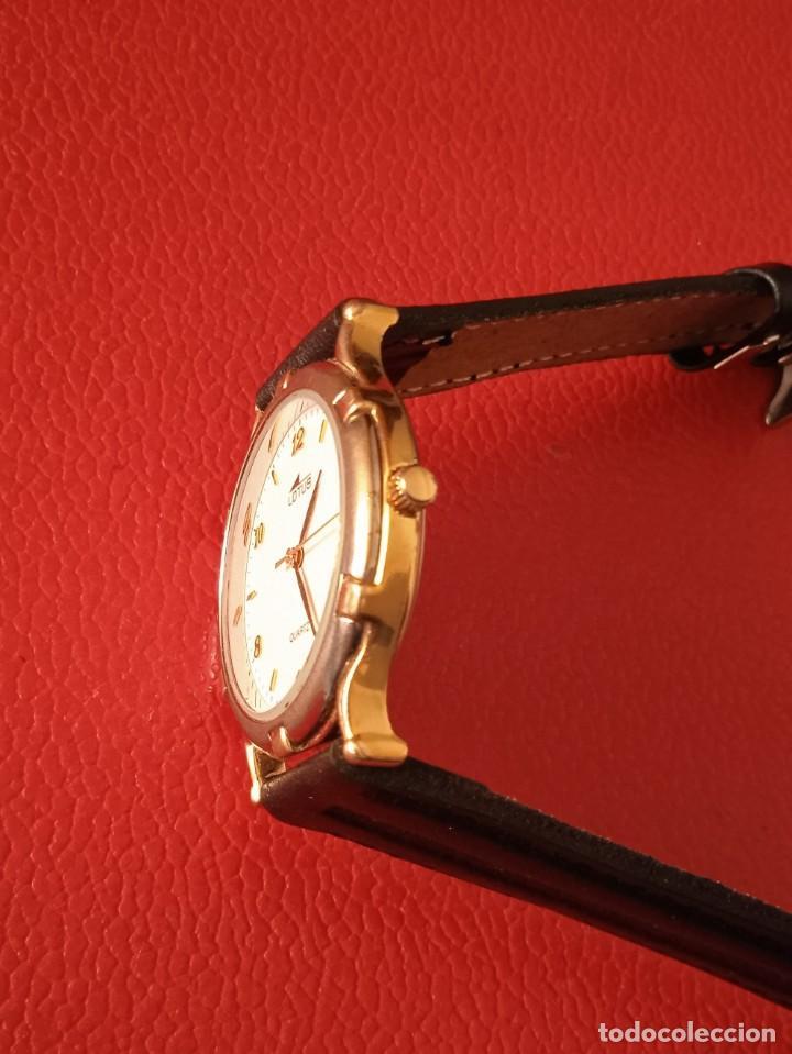 Relojes - Lotus: RELOJ LOTUS QUARTZ BICOLOR BUEN ESTADO. - Foto 7 - 257312740
