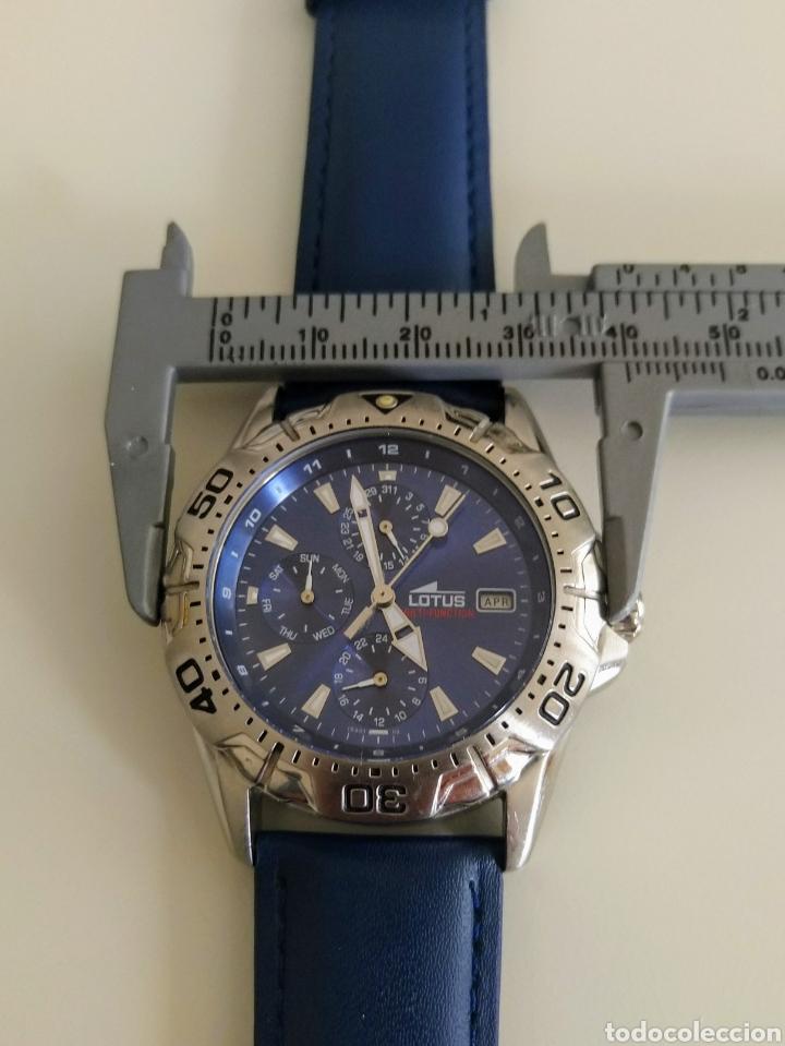 Relojes - Lotus: Lotus® Multifunción 15301/2 - Foto 11 - 257657710