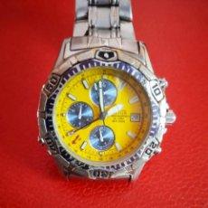 Relojes - Lotus: RELOJ LOTUS CRONÓGRAFO ALARMA W.R. 100M.. Lote 259330740