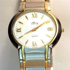 Relojes - Lotus: RELOJ DE PULSERA LOTUS. Lote 260353400
