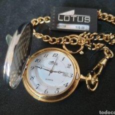 Relojes - Lotus: RELOJ BOLSILLO LOTUS. Lote 263028885