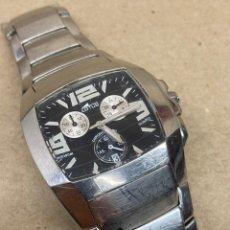 Relógios - Lotus: RELOJ LOTUS CHRONOGRAPH QUARTZ. Lote 263942565