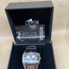 Relógios - Lotus: RELOJES LOTUS CHRONOGRAPH. Lote 267176939