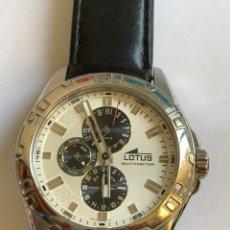 Relojes - Lotus: RELOJ LOTUS MULTI-FUNCTION TAMAÑO GRANDE. Lote 268133754