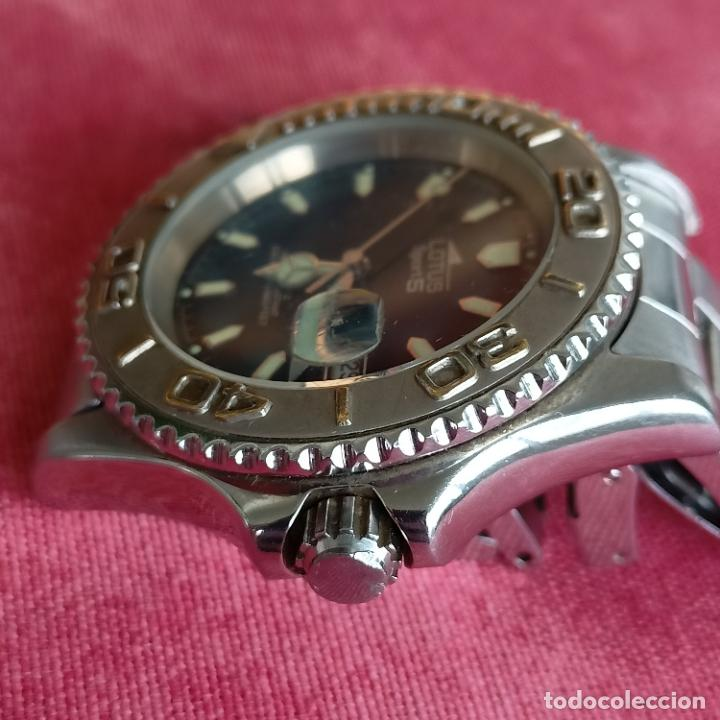 Relojes - Lotus: Reloj caballero Lotus Sport 5 funcionando - Foto 3 - 272456018