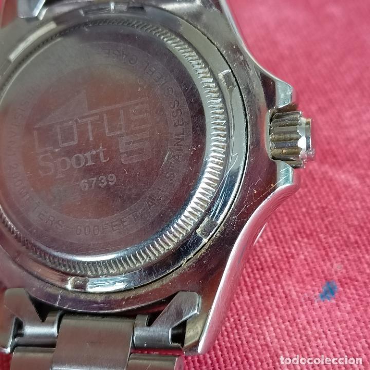 Relojes - Lotus: Reloj caballero Lotus Sport 5 funcionando - Foto 4 - 272456018