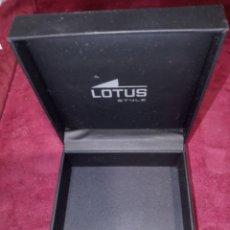 Relojes - Lotus: CAJA RELOJ LOTUS STYLE. Lote 276822778