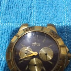 Relojes - Lotus: RELOJ PILAS. Lote 285177588