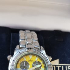 Relojes - Lotus: RELOJ LOTUS CRONOGRAFO,ACERO,A ESTRENAR. Lote 285365998