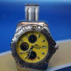 Relojes - Lotus: RELOJ DE PULSERA LOTUS MULTIFUNCIÓN WR50M. REGISTERED COLLECTION 15009. Lote 287848828