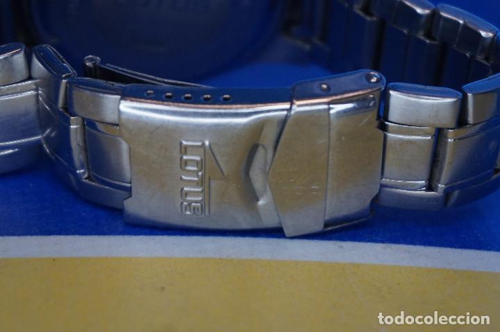 Relojes - Lotus: Reloj de pulsera Lotus Multifunción WR50M. Registered Collection 15009 - Foto 4 - 287848828