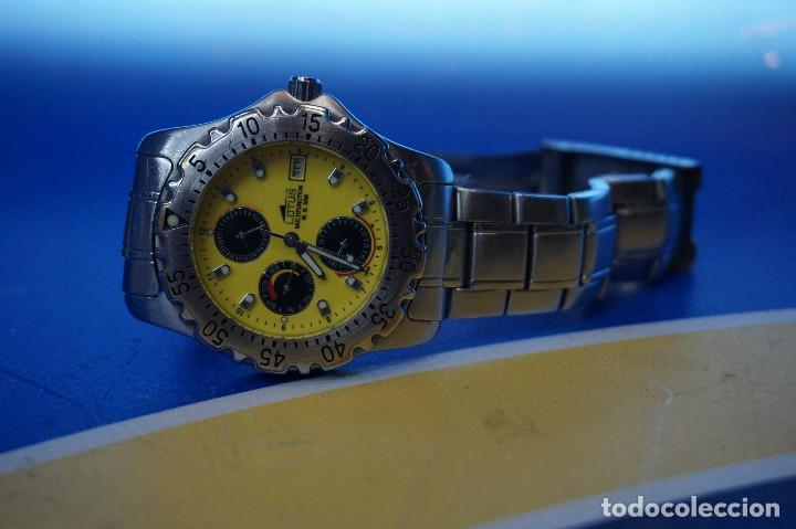 Relojes - Lotus: Reloj de pulsera Lotus Multifunción WR50M. Registered Collection 15009 - Foto 7 - 287848828