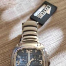 Relojes - Lotus: RELOJ LOTUS ACERO. Lote 292349953