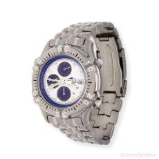 Relojes - Lotus: RELOJ LOTUS D-9719/3 TITANIO CHRONOGRAPH. Lote 293330923