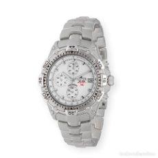 Relojes - Lotus: RELOJ LOTUS D-9731/1 MECAQUARTZ ACERO INOXIDABLE MATE. Lote 293331053