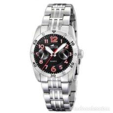 Relojes - Lotus: RELOJ LOTUS 15669/5 CUARZO ACERO MUJER. Lote 293414078