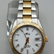 Relojes - Lotus: RELOJ LOTUS 15197. ACERO. Lote 293478993