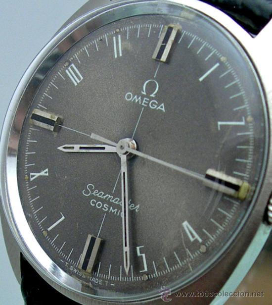 VINTAGE OMEGA SEAMASTER COSMIC CALIBRE 601 (Relojes - Relojes Actuales - Omega)