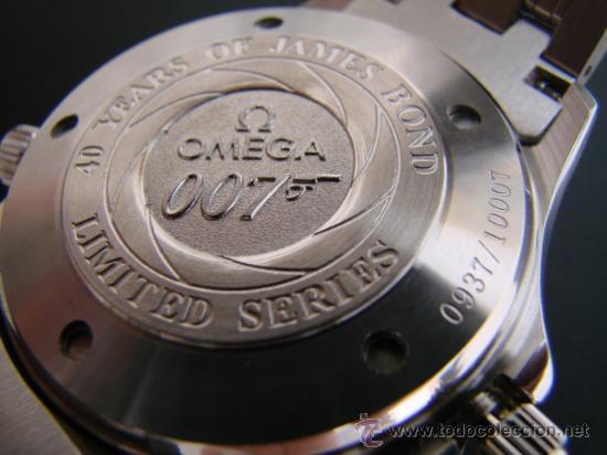 mejor amado 77222 c0378 Reloj omega seamaster 007 calidad aaa - Vendido en Venta ...
