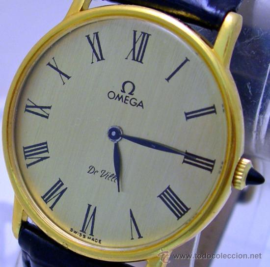 672d61b44f2f Vintage omega de ville cal 625 para hombre 1978 - Vendido en Venta ...