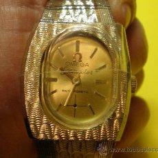 Relojes - Omega: RELOJ A CUERDA VINTAGE OMEGA SEAMASTER,PARA REPASAR. Lote 24297988