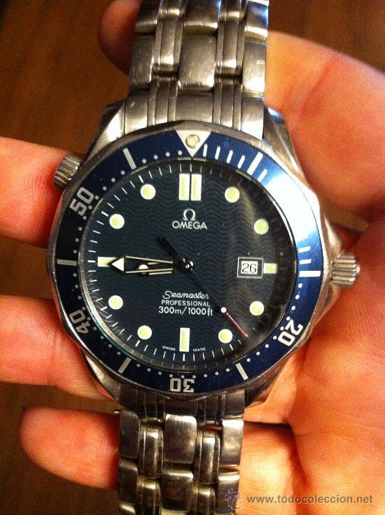 36dea606352 Omega seamaster professional james bond 007