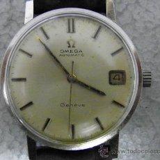 Relojes - Omega: OMEGA AUTOMATICO CAJA DE ACERO. Lote 36661768