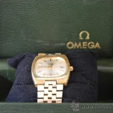 Relojes - Omega: EXTRAORDINARIO VINTAGE 1974 OMEGA GENEVE AUTOMATIC SWISS MADE. Lote 37881092