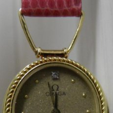 Relojes - Omega: RELOJ DE PULSERA OMEGA QUARTZ ,AÑOS 90. Lote 39217865