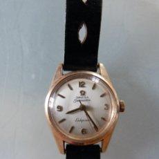 Relojes - Omega: RELOJ OMEGA SEAMASTER LADYMATIC DE LOS AÑOS 50 EN ORO. Lote 40428850