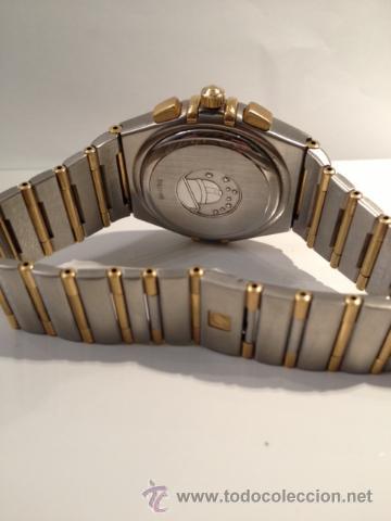 Relojes - Omega: OMEGA CONSTELLATION-EDICION ESPECIAL- ORO 18K Y ACERO-¡¡NUEVO O COMO NUEVO!! - Foto 2 - 40639014